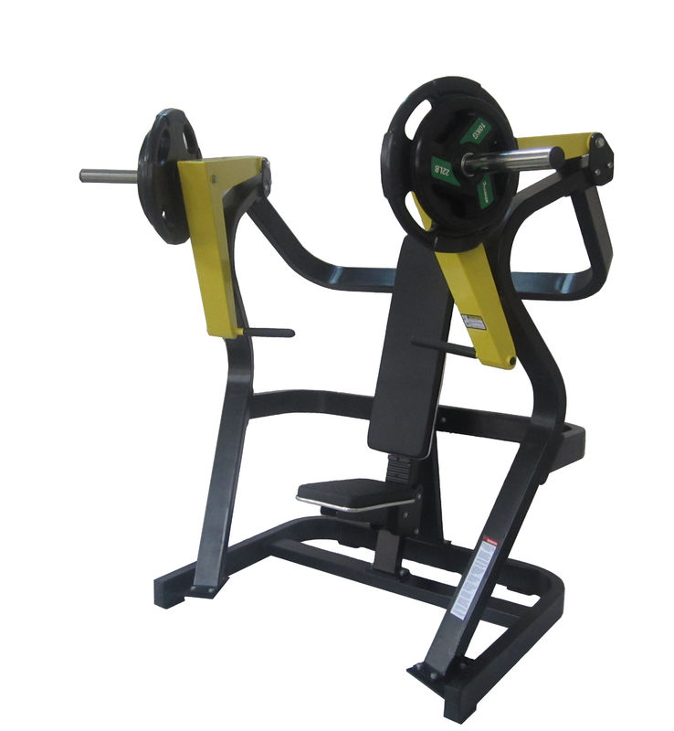 Heavy Duty Plate Loaded Hammer Strength Chest Press Machine Commercial Gym Use