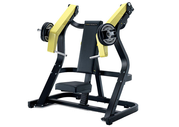 Professional Hammer Strength Plate Loaded Equipment / Incline Chest Press Machine