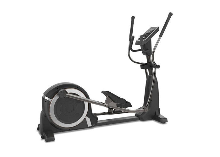 180KG Max Load Stationary Exercise Bike Gym Equipment With Wheels