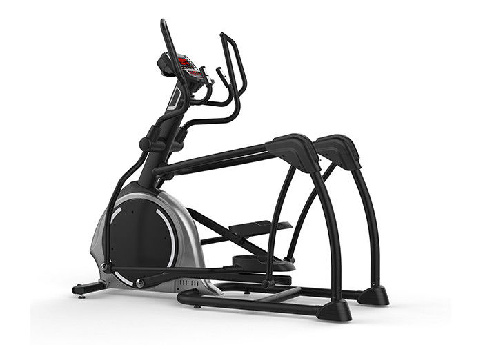 CE Stationary Exercise Bike Gym Equipment Self - Generated Elliptical With Wheels Trainer Cross