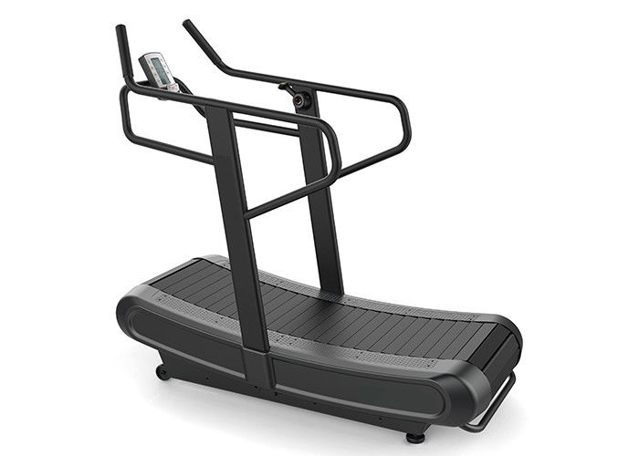 Commercial Cardio Woodway Curve Treadmill For Gym Running Exercise Slim Machine